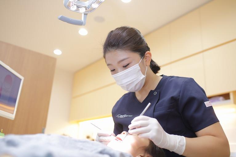 当院は「小児歯科専門医」がいます