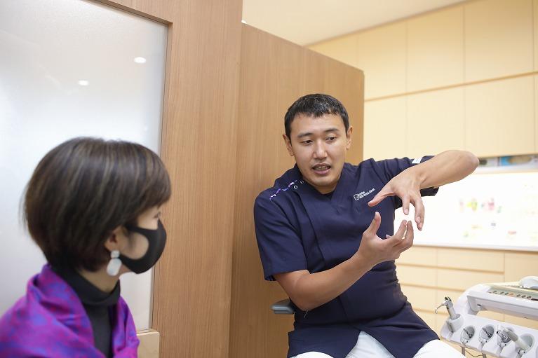 お口の健康を通じて全身の健康維持・増進をサポートいたします