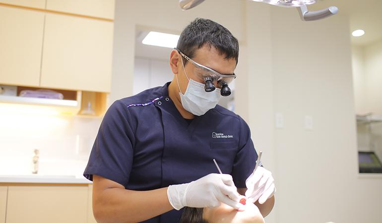 大人の歯科治療