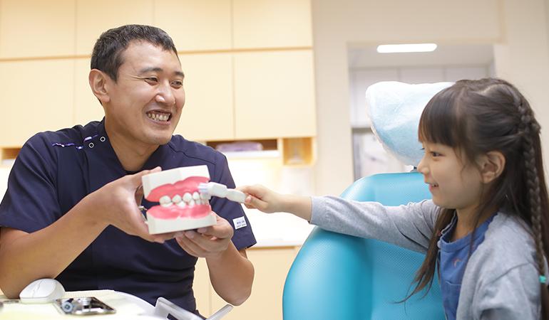 こどもの歯科治療
